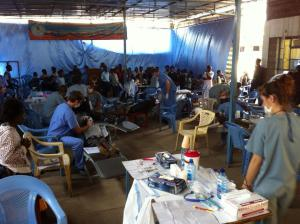 photo dental camp