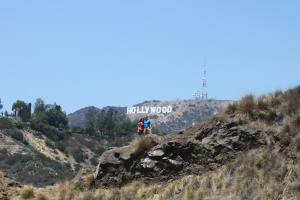 Just one of the places in Southern California that we visited with my mom and little brother.
